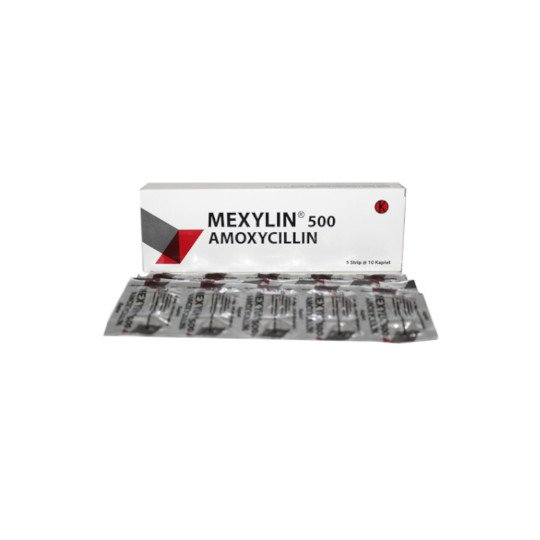 MEXYLIN KAPLET 500 MG