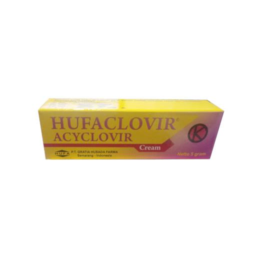Hufaclovir Cream 5 g