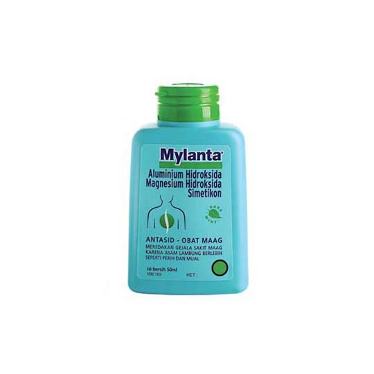 MYLANTA SIRUP 50 ML