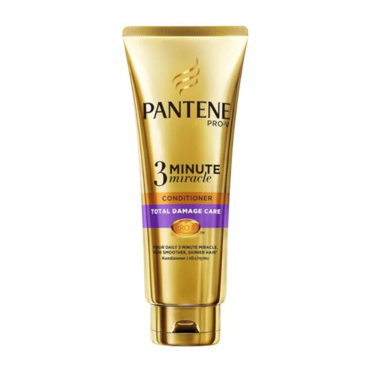 PANTENE CONDITIONER 3 MINUTE MIRACLE TOTAL DAMAGE 70 ML