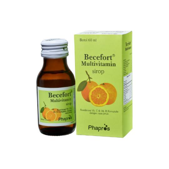 Becefort Sirup 60 ml