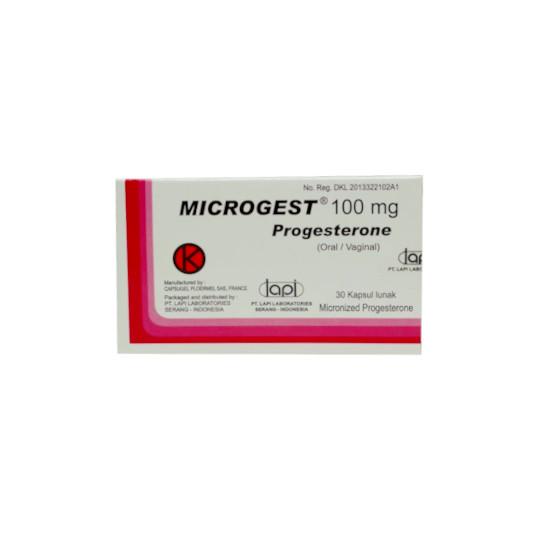 MICROGEST 100 MG 15 KAPSUL