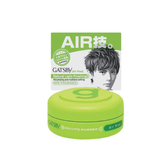GATSBY MOVING RUBBER AIR RISE 15 G