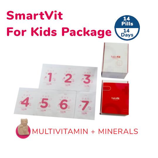 SMARTVIT FOR KIDS PACKAGE (14-DAYS)
