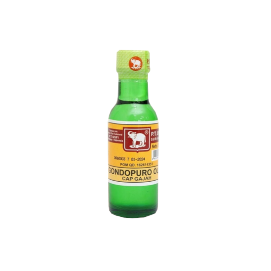 Gondopuro Olie Cap Gajah 50 ml