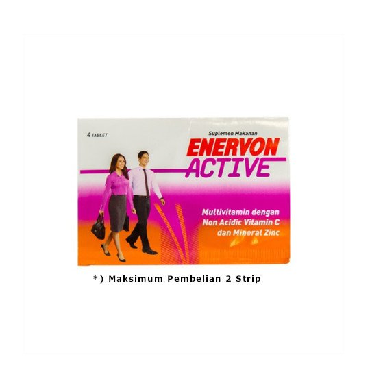 ENERVON-C ACTIVE 4 TABLET