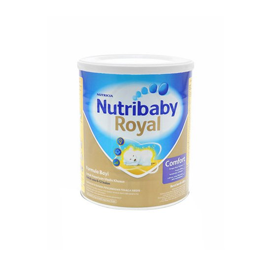 NUTRIBABY ROYAL COMFORT 400 GR