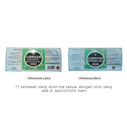Cendo Lubricen Minidose 0.6 ml