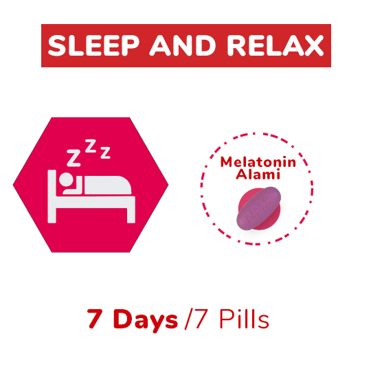Sleep and Relax Package (7-Days)