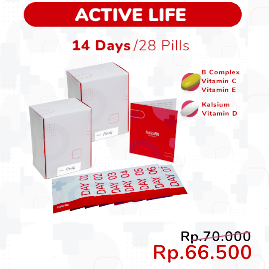 ACTIVE LIFE PACKAGE (14-DAYS)