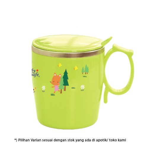 Baby Safe Stainless Cup