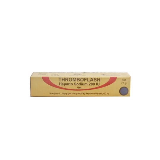Thromboflash Gel 20 gr