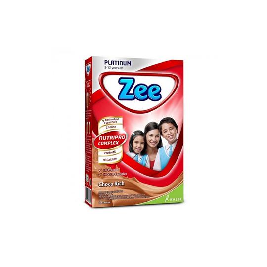 ZEE PLATINUM CHOCO RICH 350 GR