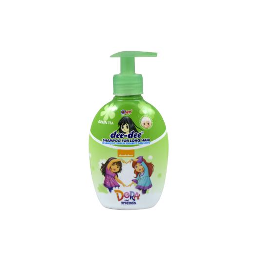 Dee Dee Childrens Shampoo for Long Hair Green Tea 200 ml