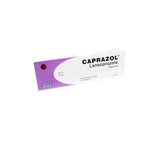 CAPRAZOL 30 MG 10 KAPSUL