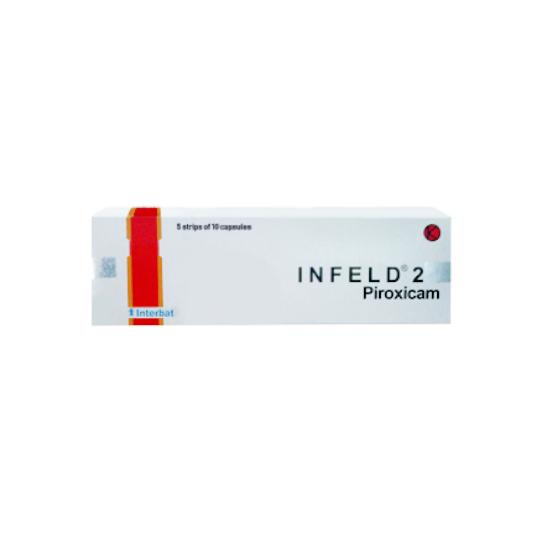 INFELD 20 MG 10 KAPSUL
