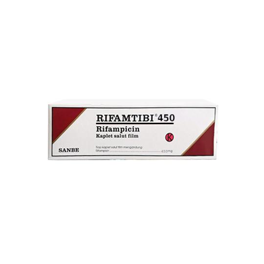 RIFAMTIBI 450 MG 10 KAPLET