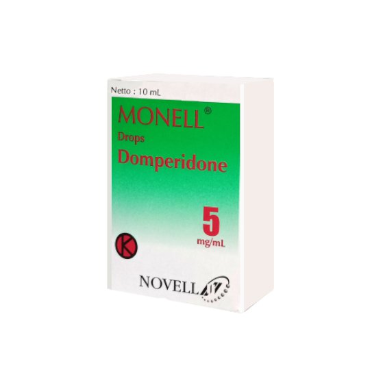 MONELL DROPS 10 ML