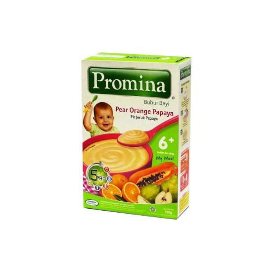 Promina Bubur Bayi Pir Jeruk Pepaya 120 g