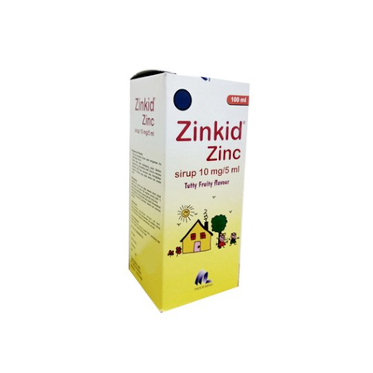 ZINKID SIRUP 10MG/5ML 100ML