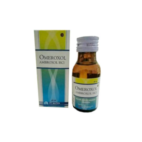 Omeroxol Sirup 60 ml