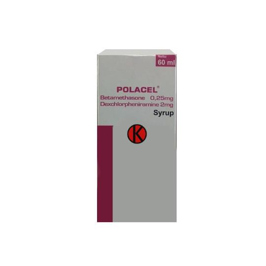 POLACEL SIRUP 60 ML