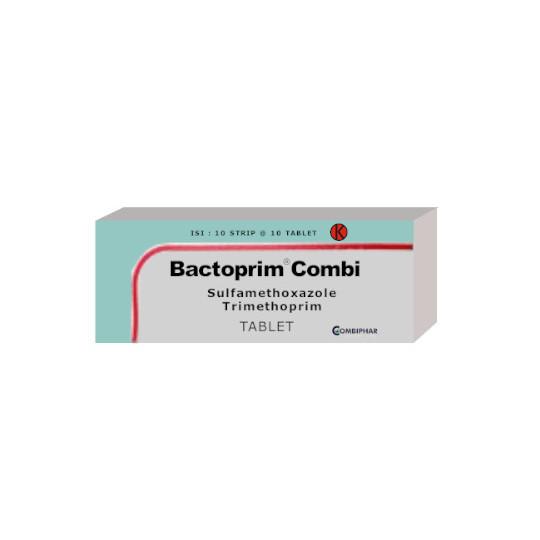 BACTOPRIM COMBI 10 TABLET