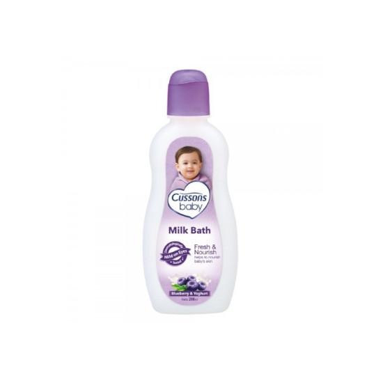 Cussons Baby Milk Bath Fresh & Nourish 200 ml