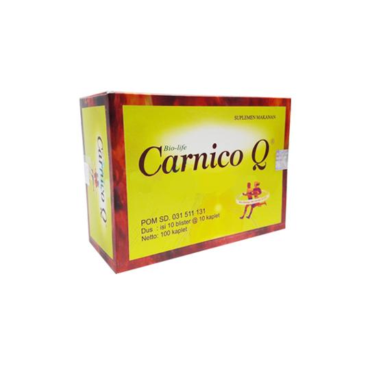 BIOLIFE CARNICO Q 100 KAPLET