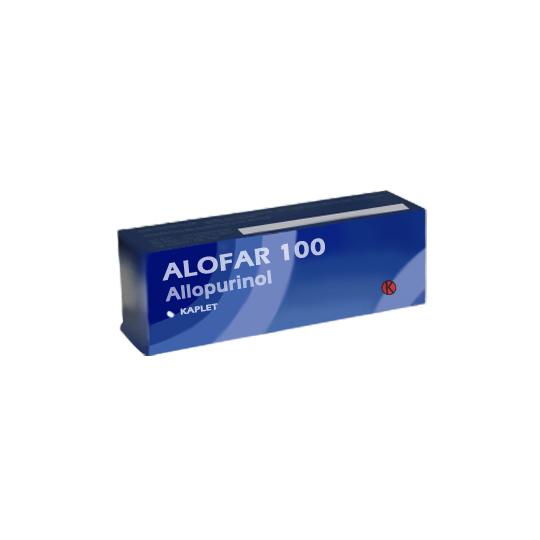 ALOFAR 100 MG 10 KAPLET
