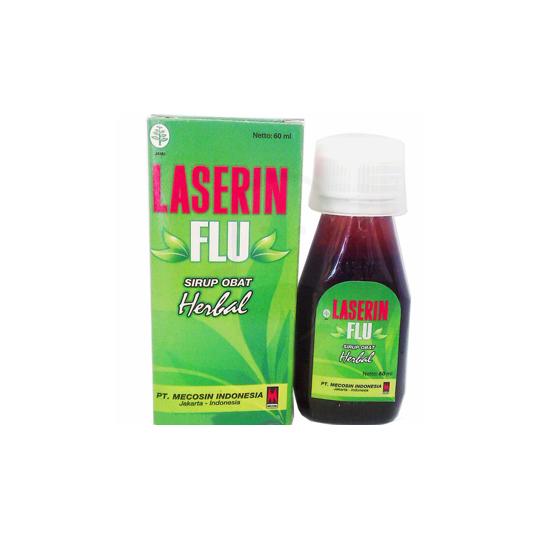 LASERIN FLU HERBAL 100 ML