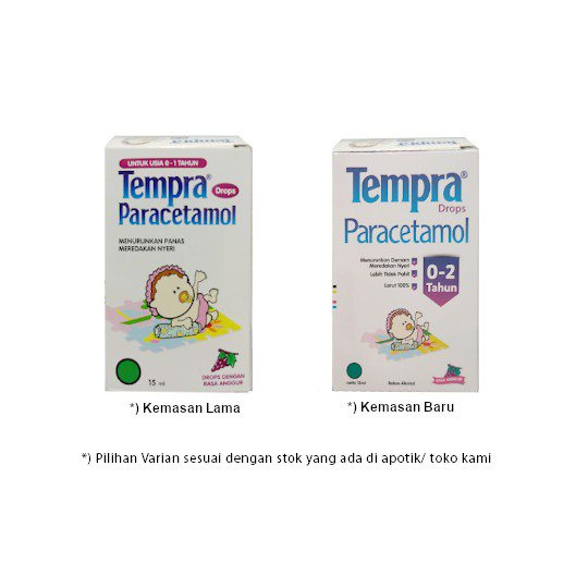 TEMPRA DROPS 15 ML