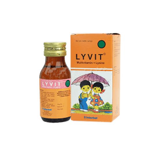 LYVIT SIRUP 60 ML