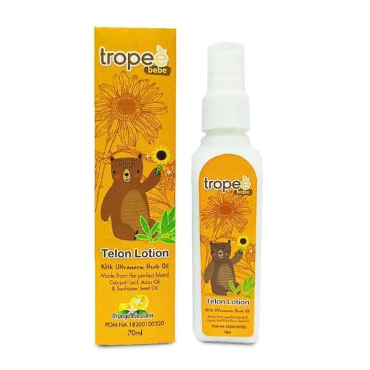 Tropee Bebe Telon Lotion Orange Blossom 70 ml