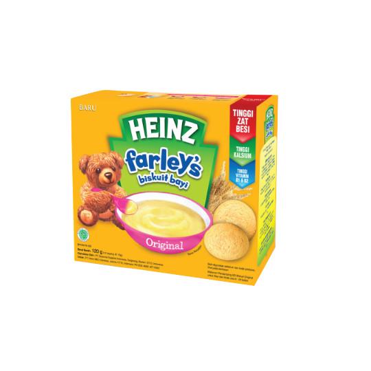Farleys Biskuit Bayi Original 120 g