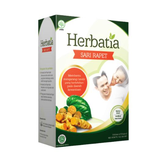 HERBATIA SARI RAPET 30 KAPSUL