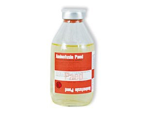 AMINOFUSIN PAED INFUS 250 ML