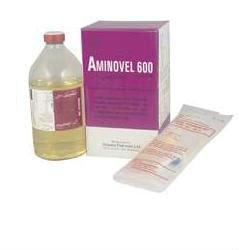 AMINOVEL 600 INFUS 500 ML