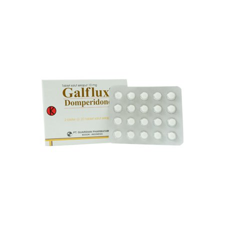 GALFLUX 10 MG 20 TABLET