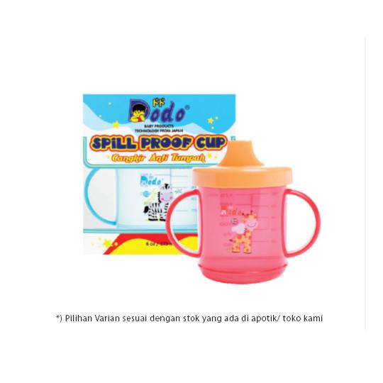 Dodo Cup Anti Tumpah 125 ml