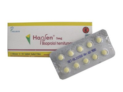 HAPSEN 5 MG 10 TABLET