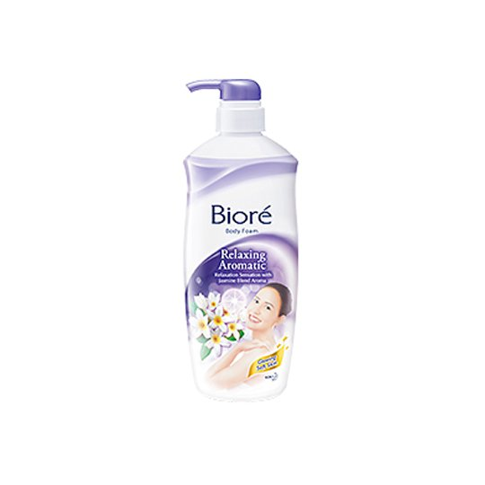 BIORE BODY FOAM RELAXING AROMATIC 550 ML