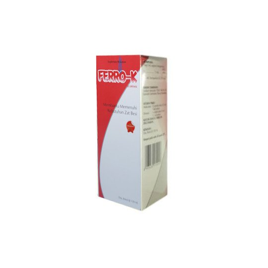 Ferro-K Sirup 120 ml