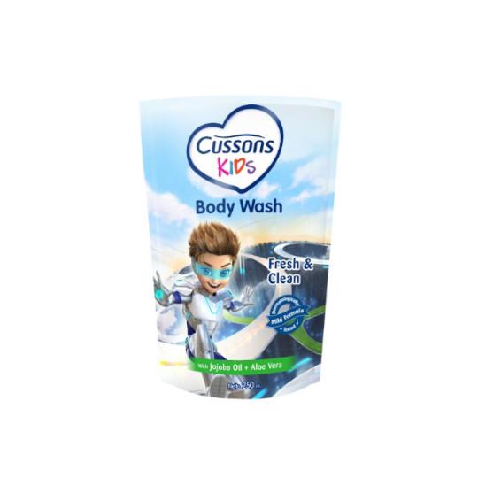 Cussons Kids Body Wash Fresh & Clean 250 ml