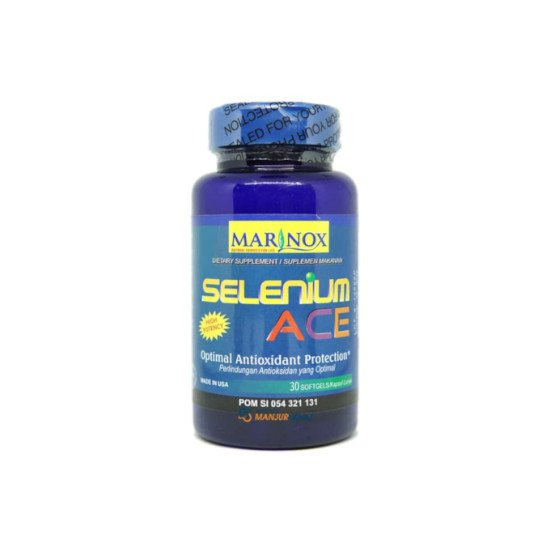 MARINOX SELENIUM ACE 30 SOFTGEL