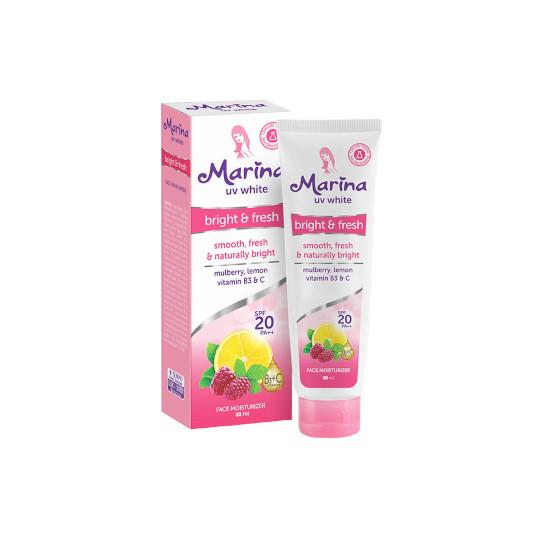 MARINA FACE MOISTURIZER BRIGHT AND FRESH 30 ML