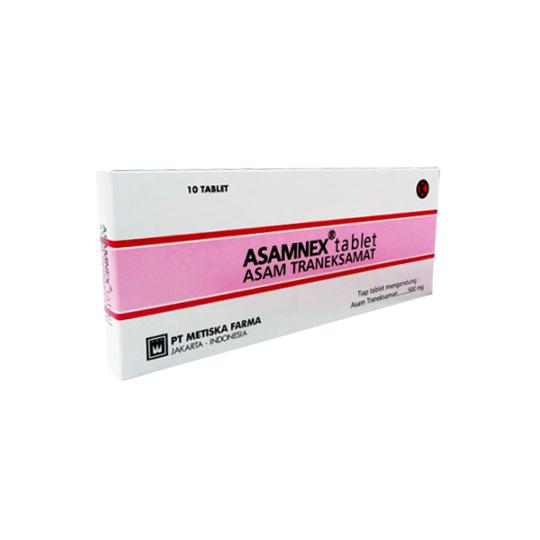 ASAMNEX 500 MG 10 TABLET