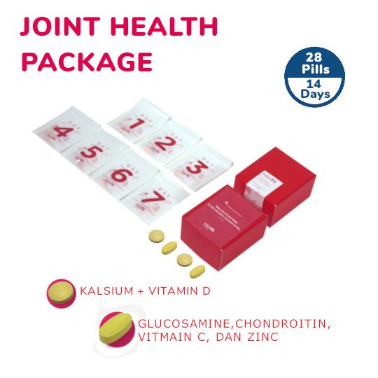 JOINT HEALTH PACKAGE (14-DAYS)