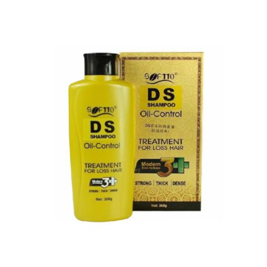 SOFTTO DS SHAMPOO HAIRLOSS TREATMENT OIL CONTROL 360 ML