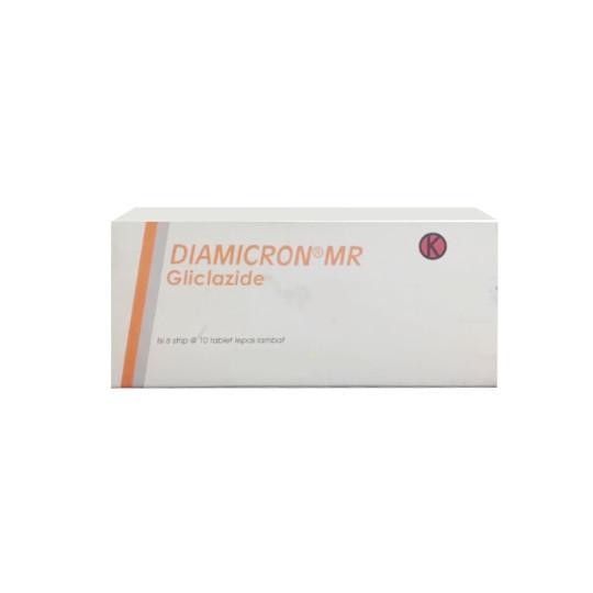 DIAMICRON MR 30 MG 10 TABLET